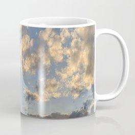 Shockwave of Clouds Coffee Mug