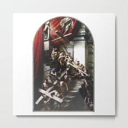 'Calvary'  Metal Print