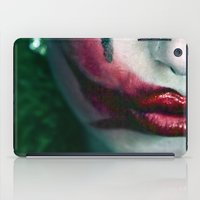 the joker iPad Cases featuring Joker by Imustbedead