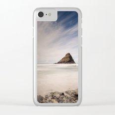 Heceta Beach, USA Clear iPhone Case