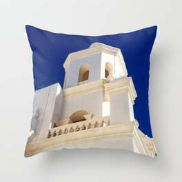 San Xavier 2 Throw Pillow