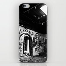 Expressions in Black and White iPhone & iPod Skin