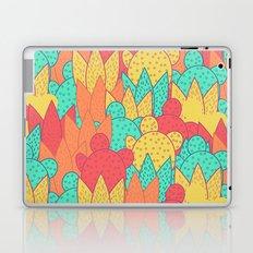 Cactus field Laptop & iPad Skin