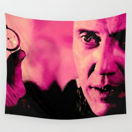 "Christopher Walken as Captain Koons ""The Gold Watch"" in ""Pulp Fiction"" (Q. Tarantino - 1994) Wall Tapestry"