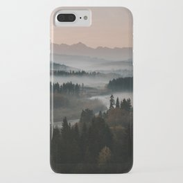 Good Morning! - Landscape and Nature Photography iPhone Case