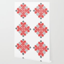 Rodimich - Antlers - Slavic Symbol #1 Wallpaper