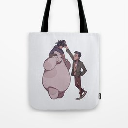 Live With Me Forever Now Tote Bag