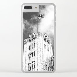 Pacific Telephone and Telegraph Building, San Francisco Clear iPhone Case