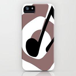 Musical Mayhem iPhone Case