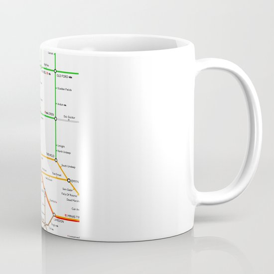 There And Back Again Mug