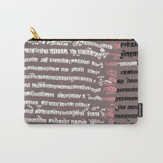 pattern 31 Carry-All Pouch