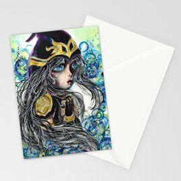League of Legends Ashe Classic Stationery Cards