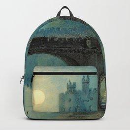 "J.M.W. Turner ""Alnwick Castle, Northumberland"" Backpack"