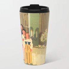 Candles Metal Travel Mug