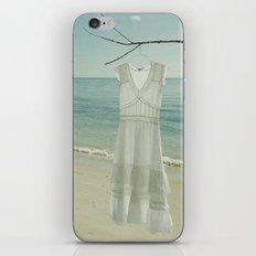 My White Dress. iPhone & iPod Skin