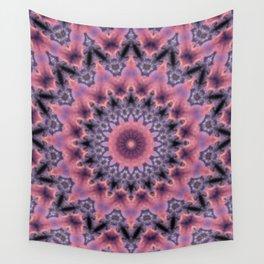Solar kaleidoscope Wall Tapestry