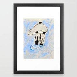 One-ness Framed Art Print