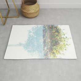 Where the sea sings to the trees - 3 Rug