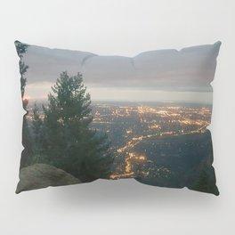 Sunrise Over the City Pillow Sham