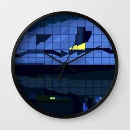 Evoluon #1 Wall Clock