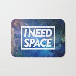 I need space Bath Mat