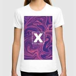 ABSTRACT LIQUIDS XV T-shirt