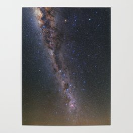 Milky Way in Chile 2 Poster