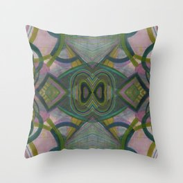 Oh Wow Throw Pillow