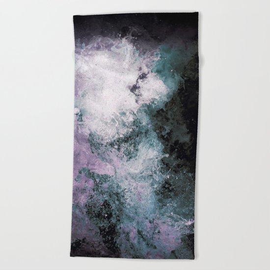 Soaked Chroma Beach Towel