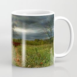 the pumpkin patch Coffee Mug