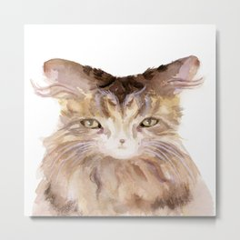 Sweet Sampson Metal Print