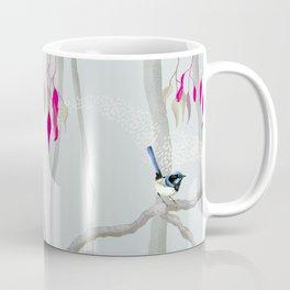 Blue Wren Australian Birds Coffee Mug