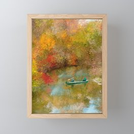 Autumns Beauty Framed Mini Art Print