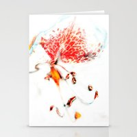 soul Stationery Cards featuring Soul. by Mary Berg