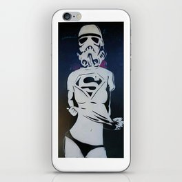 SUPERSTORM iPhone Skin