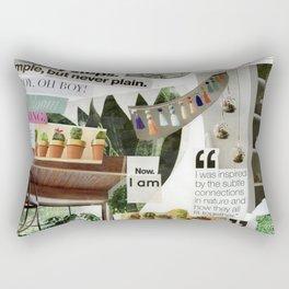 Mood Board: Spring Rectangular Pillow