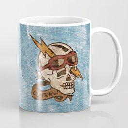 Old Timey Tattoo Design Coffee Mug