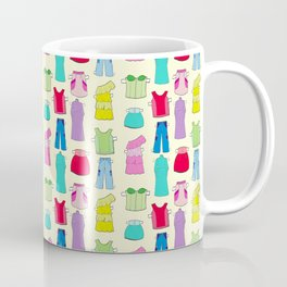 My clothes Coffee Mug