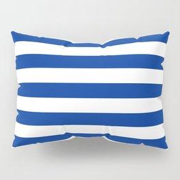 El Salvador honduras finland greece israel flag stripes Pillow Sham