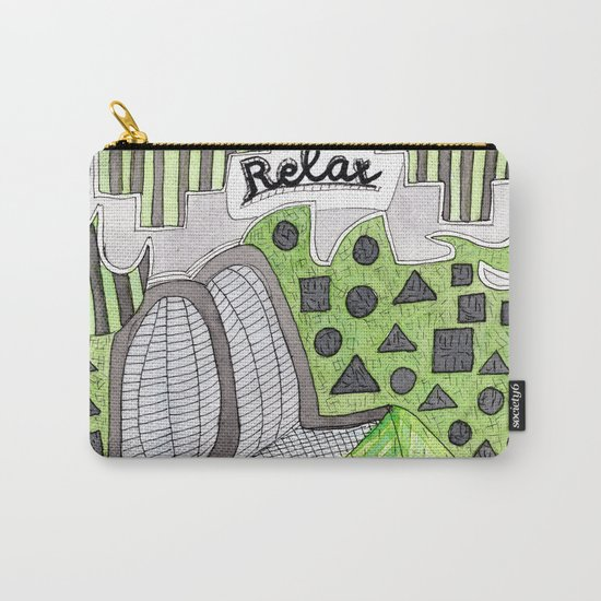 Relax! Carry-All Pouch