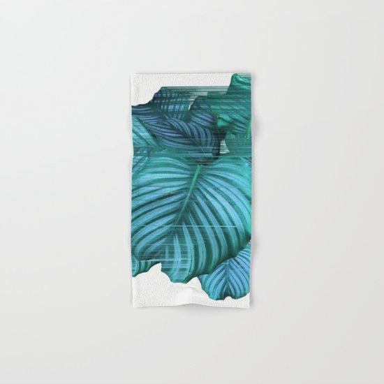 Fast Calathea Hand & Bath Towel