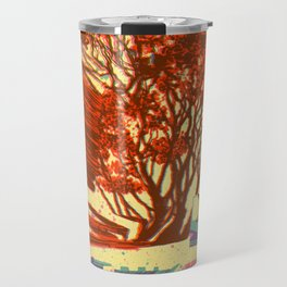 A bird never seen before - Fortuna series Travel Mug
