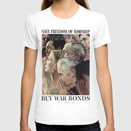 Save Freedom Of Worship T-shirt