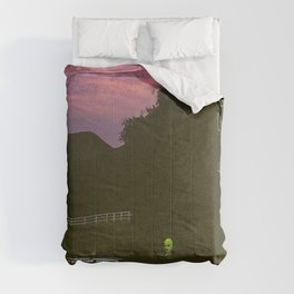Cactus Jack Anime Comforters