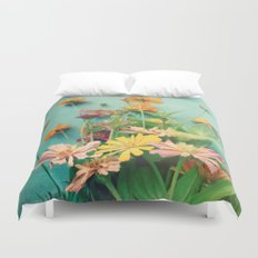 I Carry You With Me Into the World Duvet Cover