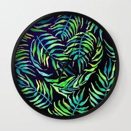 Love Jungle Wall Clock