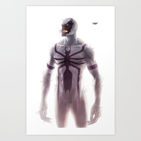 Antivenom Art Print