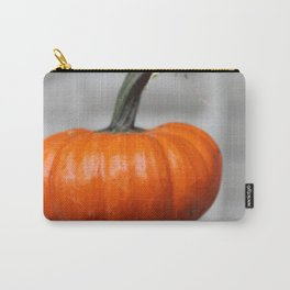 Mini Pumpkin Fall Halloween Country Style Photography Carry-All Pouch