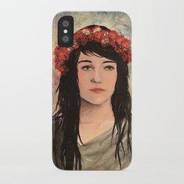 Tea Lady iPhone Case