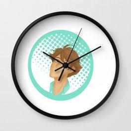 Oikawa Wall Clock